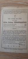 ALIDA JULIANA VERSTRAETEN, WINTHAM1880-1900 - Devotion Images