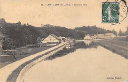 45-CHATILLON SUR LOIRE-N°365-E/0237 - Chatillon Sur Loire
