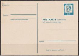 Berlin Ganzsache Mi.-Nr. P 63 Ungebraucht (d 2477) Günstige Versandkosten - Postcards - Mint
