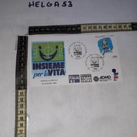 FB6812 FDC ROMA PRATI 1995 TIMBRO ITALIA '82 RESTO DEL MONDO INCONTRO DI CALCIO - 1991-00: Storia Postale