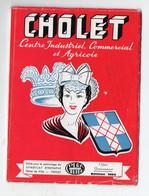 Cholet (49 Maine Et Loire)  Plan Offert Par Le S.I. 1964  (PPP27870) - Non Classificati