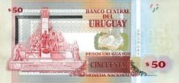 URUGUAY P. 94 50 P 2015 UNC - Uruguay