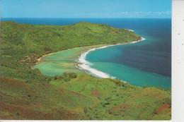 ILES AUSTRALES  -  Le Village Et La Baie D'Avera, à Rurutu  - - French Polynesia