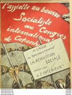 L'Assiette Au Beurre-1910-491-LA REVOLUTION SOCIALE-SOCIALISTE Aux CONGRES - 1900 - 1949