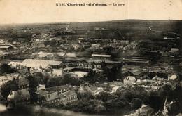 EURE ET LOIR - 28 -  CHARTRES à Vol D'oiseau - La Gare - Chartres