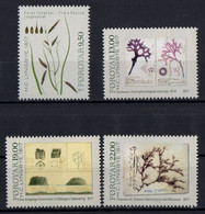 Faroe Islands 2017.  Flowers, Flora. Faroe Journey Of Botanist Hans Christian Lyngbye. MNH - Faeroër