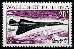 WALLIS ET FUTUNA 1969 - Yv. PA 32 **   Cote= 20,00 EUR - Avion Concode  ..Réf.W&F23152 - Nuovi