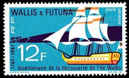 WALLIS ET FUTUNA 1967 - Yv. PA 31 **   Cote= 8,70 EUR - Découverte De L'île Wallis  ..Réf.W&F23151 - Unused Stamps