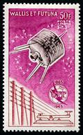 WALLIS ET FUTUNA 1965 - Yv. PA 22 **   Cote= 24,50 EUR - U.I.T. (Union Intern. Des Télécom.)  ..Réf.W&F23144 - Unused Stamps