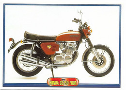 CPM - CENTENAIRE Editions - MOTOS - 02 - HONDA - CB750 FOUR - - Moto