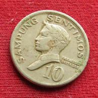 Philippines 10 Sentimos 1970 KM# 198 *V1 Filipinas Pilipinas Fillippijnen Filippine - Philippines