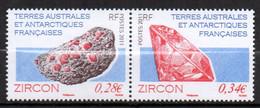 ColMB  TAAF 2011 N° 578 & 579 Neuf XX MNH Cote : 3,10€ - Ongebruikt