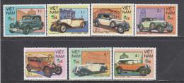 Vietnam 1985 - Automobile, Mi-Nr. 1618/24, Perforated, MNH** - Viêt-Nam