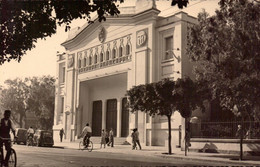 Maroc, Casablanca, Theatre Municipal    (bon Etat) - Casablanca