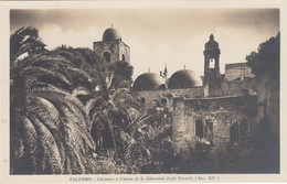 1807) PALERMO - Chiostro E Chiesa Di S. Giovanni Degli Eremiti - Very Old !! - Palermo