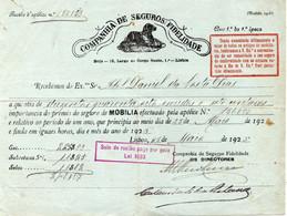 """COMPANHIA DE SEGUROS """"FIDELIDADE""""1925 - Portugal"""