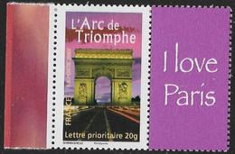 France 2007 - Timbres Personnalisés  Yvert Nr. 3599A - Michel Nr. 4232 Zf.  ** - Gepersonaliseerde Postzegels (MonTimbraMoi)