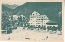 ROMANIA 1950': SINAIA , SPORT FIELD (TENNIS?), Unused Prepaid Stationery Card - Registered Sending! Envoi Enregistre! - Enteros Postales