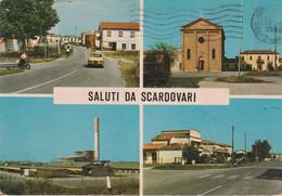 SCARDOVARI - ROVIGO - SALUTI DA........R9 - Rovigo