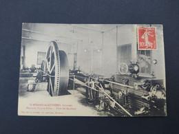 Saint Médard De Guizières - Minoterie Vayron Frères - Salle Des Machines / Edition Guillier - Other Municipalities