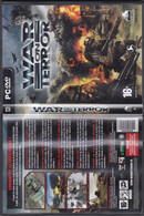 PC CD-Rom - War On Terror - Autres