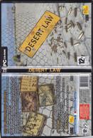 PC CD-Rom - Desert Law - Autres