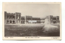 Khartoum - The War Office - 1920's Sudan Postcard, Morhig No. 334 - Sudan