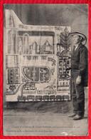29 BREST - L'auteur De Ce Tableau, Mr Claude Poullaouec Est Représenté Au Coin De La Carte - Postée De BREST En 1906 R/V - Brest
