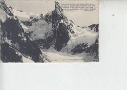Montagne  1917 - Cartolina Viaggiata Per Giulianova - Sonstige