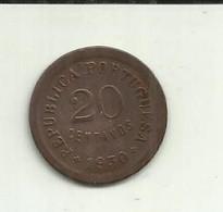 S-20 Centavos 1930 Cabo Verde (2) - Cape Verde