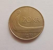 Norway 20 Krone 2003 KM453 - Norway
