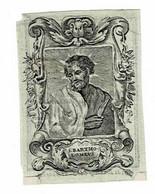 ZANDHOVEN / TURNHOUT - Carolina SAS - Echtg. J. LIEBRECHTS - °1765 En +1824 - (Kopergravure S. BARTHOLOMEUS) - Devotieprenten