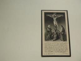 Doodsprentje ( 6419 )   Recour  /  Debyser    -   Leisele  Gijverinkhove   -  1933 - Overlijden