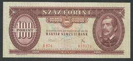HUNGARY. 100 FORINT. 28/10/1975. Pick171e. XF+. - Hungary
