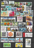 BRD Germany Used Gestempelt  2019   Yearset  Nearly  Complete - Used Stamps