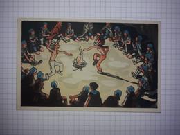 Style Alain Saint-Ogan - Scoutisme - Editions éclaireurs Unionstes De France- As Tu Assisté A Un Feu De Camp - Sin Clasificación