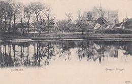 4843687Alkmaar, Geester Singel Rond 1900. - Alkmaar