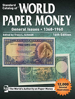 KRAUSE 2016 PDF Catalog Of World Paper Money / Banknote 1368 - 1960 16th Edition - Katalog Weltpapiergeldes Banknoten - Livres & Logiciels