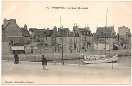 PAIMPOL - Le Quai Morand - Paimpol