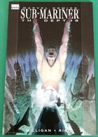 SUB-MARINER: THE DEPTHS - PETER MILLIGAN, ESAD RIBIC - MARVEL (2009) - Marvel