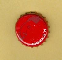 "1 Capsule De Bière Belges Jupiler ""N. CHADLI"" - Cerveza"