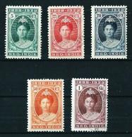 India (Holandesa) Nº 143/47**/*/º - Nederlands-Indië