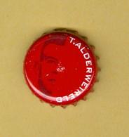 """1 Capsule De Bière Belges Jupiler """"T. ALDERWEIRELD"""" - Cerveza"""