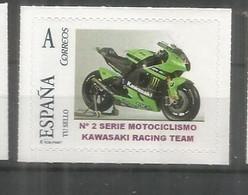 ESPAÑA TUSELLO MOTO MOTORCYCLE KAWASAKI - Motos