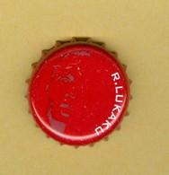 "1 Capsule De Bière Belges Jupiler ""R. LUKAKU"" - Cerveza"