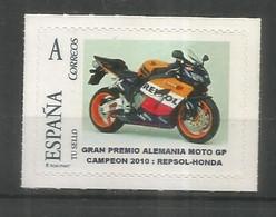 ESPAÑA TUSELLO MOTO MOTORCYCLE REPSOL HONDA - Motos