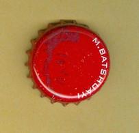 """1 Capsule De Bière Belges Jupiler """"M. BATSHUAYI"""" - Cerveza"""
