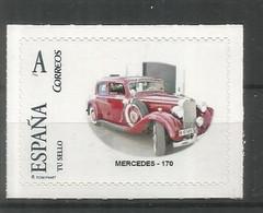 ESPAÑA TUSELLO AUTOMOVIL MERCEDES 170 - Autos