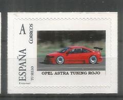 ESPAÑA TUSELLO AUTOMOVIL OPEL  ASTRA TUNNING - Autos