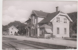 Norway.hell Railway Station - Norvegia